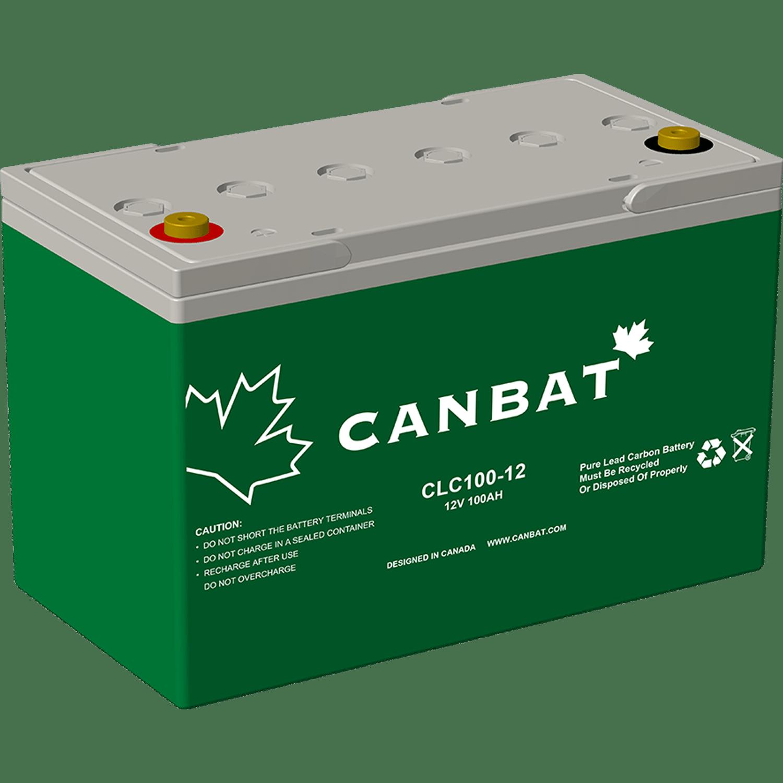 12V 100Ah Lead Carbon Battery