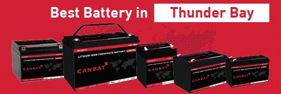Lithium Battery Thunder Bay